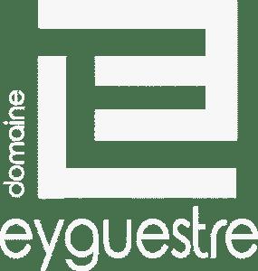 Logo Eyguestre blanc